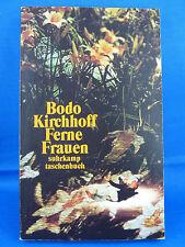 Ferne Frauen von Bodo Kirchhoff / Erzählungen/  suhrkamp Taschenbuch st 2536