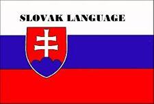 Learn  SLOVAK  Slovakian - 100 Lessons Audio Book MP3 CD - iPod Friendly