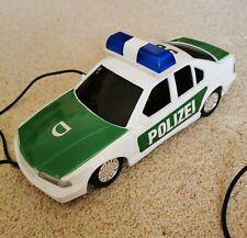 Ferngesteuertes Polizeiauto BMW, Blaulicht mit Licht + Geräusch