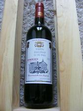 JOHNNY HALLYDAY vin de Bordeaux rouge 2017 cépages : Médoc- Cabernet - RARE