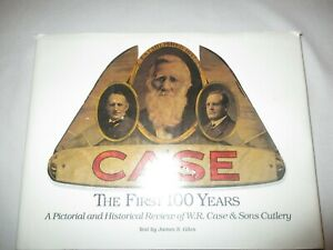 Case XX The First 100 Years a Pictorial and Historical Review Book. 1st edition
