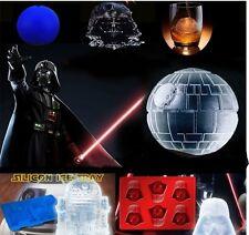 Silikonform Eis Tortendeko Star Wars R2D2 Roboter Fondant Mold Fimo Schokolade