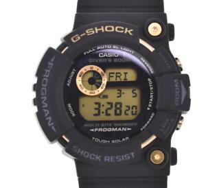 CASIO G-SHOCK FROGMAN GW-225A-1JF Solar Powered Men's Watch B#102249