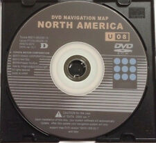 NEW LATEST Toyota Lexus U08 13.1 Navigation GPS Map Update DVD Gen 2/3 EAST