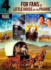 4 Films for Fans of Little House on the Prairie (DVD, 2014) New