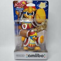 Nintendo Amiibo King Dedede Kirby Series Wii U, 3DS New w/ Shelf Wear US Version