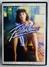 Like New RARE R rated 94 min Flashdance  WS DVD Jennifer Beals Spec Coll Edition