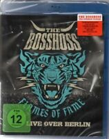 The BossHoss - Flames Of Fame / Live Over Berlin - BluRay - Neu / OVP