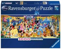 RAVENSBURGER 15109 PUZZLE DISNEY PHOTO OF GROUP 1000 Pieces - JIGSAW