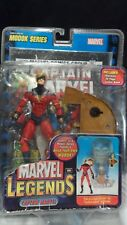 2006 Marvel Legends - Mojo Series - Captain Marvel on Original Card