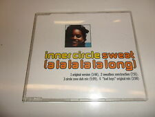 CD   Inner Circle  ‎– Sweat (A La La La La Long)
