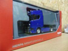 Herpa 300116-003 Scania ZM blau H0