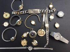 Vintage Mixed Watches Swiss SFA Lucerne Medana Etc T2
