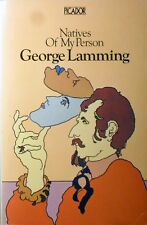 Natives Of My Person by Lamming George - Book - Paperback
