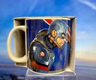 Vandor 26261 Marvel Captain America Civil War 20oz Ceramic Mug in Gift Box