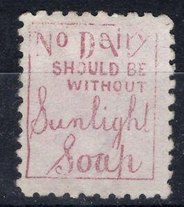New Zealand. 1893. 1d. Advert. (149). U.