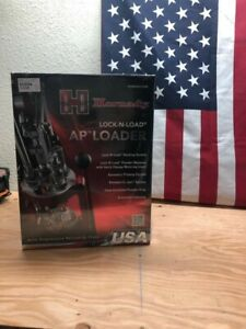 Hornady Lock-N-Load AP Loader - Progressive Press - Unopened - New in Box