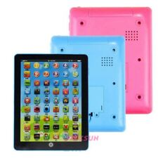 New Educational Learning Kids Children TABLET PAD Toys Gift For Boys Girls Baby