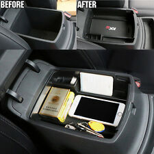 FIT FOR 2016 2017 KIA SPORTAGE CAR CENTRAL ARMREST SECONDARY STORAGE BOX