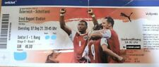 More details for world cup quilifier   austria  v scotland  07.09.2021 ( not e ticket ) scarce