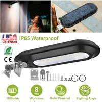 Waterproof 18 LED Solar Power Light Dusk to Dawn Outdoor Yard Garden Wall Lamp