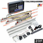 Digital Linear Scale 2Axis/3Axis Readout DRO Display Kit CNC Milling Lathe ,US photo