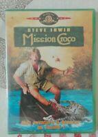 Mission Croco DVD NEUF SOUS BLISTER Steve Irwin