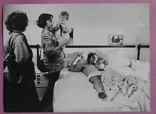 (X262) Pressefoto - Gérard Depardieu / Ornella Muti - Die Letzte Frau 1976 #2