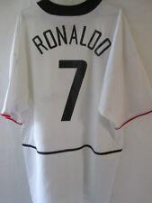 Manchester United 2003-2004 Ronaldo 7 Away camiseta de fútbol Talla Xxl / 34782