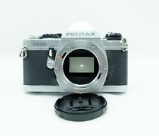 Pentax MG 35mm SLR Body Only - Object In Viewfinder - Removable M42 Mount