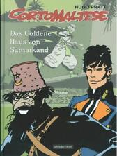 Corto Maltese Werkausgabe 8-d' or maison de Samarcande en couleur, Schreiber & lecteur