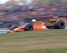1978 Driver RENE ARNOUX Glossy 8x10 Photo Canadian Grand Prix Poster Formula 1
