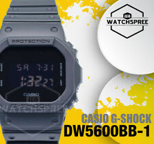 Casio G-Shock Basic Black Men's Watch DW5600BB-1D