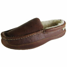 Leather Slippers Casual Shoes for Men