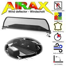 AIRAX Windschott wind deflector BMW 3er E46 convertible Bj. 2000 - 2007