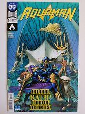 Aquaman (2016) #34 - Near Mint