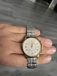 Ancienne montre vintage CIMIER SPORT Stop seconde mécanique