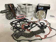 Raptor 700 YFM7 105.5 mil Big Bore Cylinder Hotrods Crank Motor Rebuild Kit
