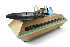 Keith Monks Prodigy Vinyl Record-CD- DVD Cleaning Machine (Natural Bamboo)