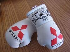 Mitsubishi Pick-up Mini Guantes De Boxeo Para Espejo Retrovisor Triton, Warrior Etc