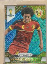 Axel Witsel 20 2014 Prizm World Cup National Convention Blue Wave Prizm /55