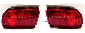 Rear Fog Right Left Lights (2pcs) for Toyota Land Cruiser FJ150 09-14-