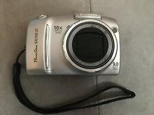 Canon Power Shot SX110 IS 9MP Digital Camera 10x Zoom (Used)