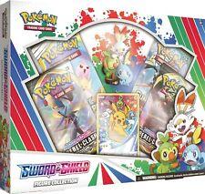 Sword And Shield Pokemon Figure Collection Swsh020 Pikachu Promo Box Sealed