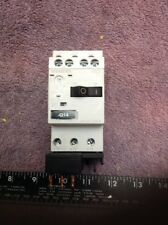 Siemens Circuit Breaker With Connecting Apparatus 3 Poles 3Rv1011-1Ba10