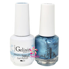 GELIXIR Soak Off Gel Polish Duo Set (Gel + Matching Lacquer) - 097