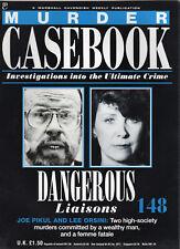Murder Casebook #148 Dangerours Liaisons (Joe Pikul, Lee Orsini)