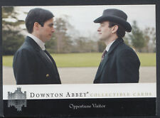 Downton Abbey TV Series Collectible Card - Card No 6 - Opportune Visitor