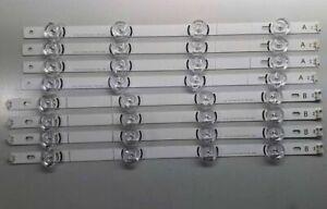 "LED strips LG INNOTEK DRT 3.0 42""-A/B 6916L-1709B 1710B 1957E 1956E 6916L-1956A"