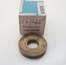 BOSCH 5nF 2.8kV 2800V Silver Ceramic HV Capacitor 8697345305 NEW 8 697 345 305